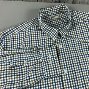 Duluth Trading Company Long Sleeve Button Down 2XL
